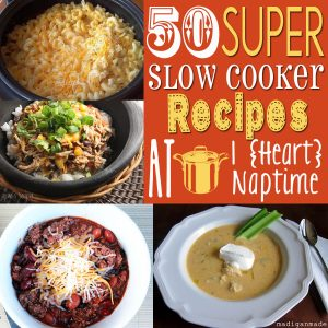 50 Super Slow Cooker Recipes