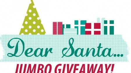 JUMBO giveaway on iheartnaptime.net