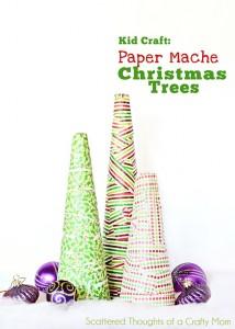 5Paper-Mache-christmas-tree