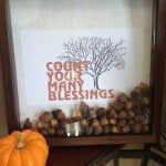 Count Your Blessings Shadowbox
