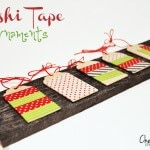 Washi-Tape-Ornaments