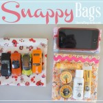 Snappy #Bags by The Crafting Chicks on iheartnaptime.net