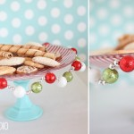 #DIY cake plate by Petite Party Studio on iheartnaptime.net