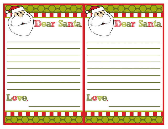 Free Christmas Printables - {15 FREE Downloads}