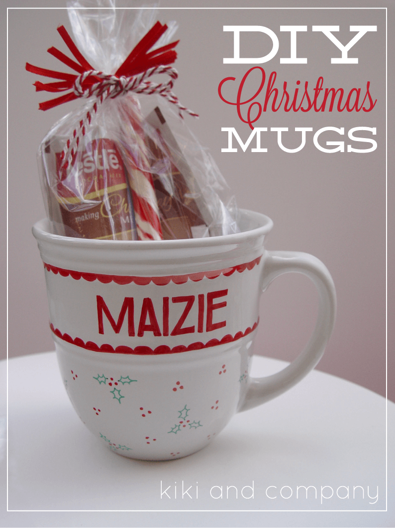 you - Cheap Christmas Mugs