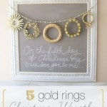 #DIY Christmas wreaths by My Sister's Suitcase on iheartnaptime.net