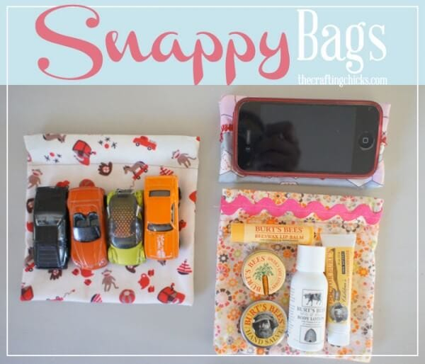 snappy bags gift idea