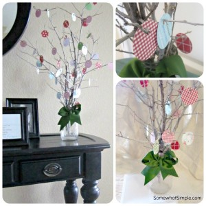 #DIY #Giving Tree by Somewhat Simple on iheartnaptime.net