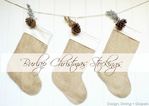 Burlap-Christmas-Stockings-by-Design-Dining-+-Diapers