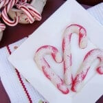 Candy Cane Cookies_Top View 2