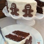 Chocolate Gingerbread Cake 2 logo