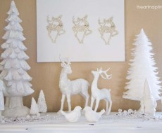 Love this #DIY #Christmas decor on iheartnaptime.net