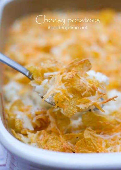Easy Potato Skins Recipe I Heart Nap Time