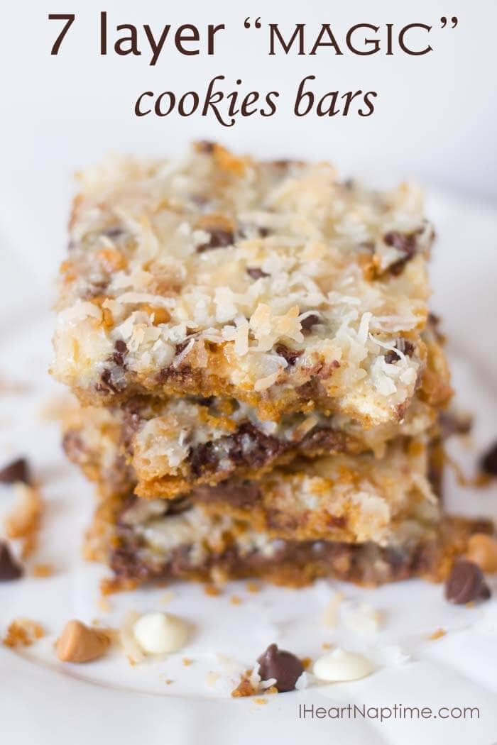 cookie bar recipes for christmas