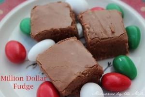 million dollar fudge