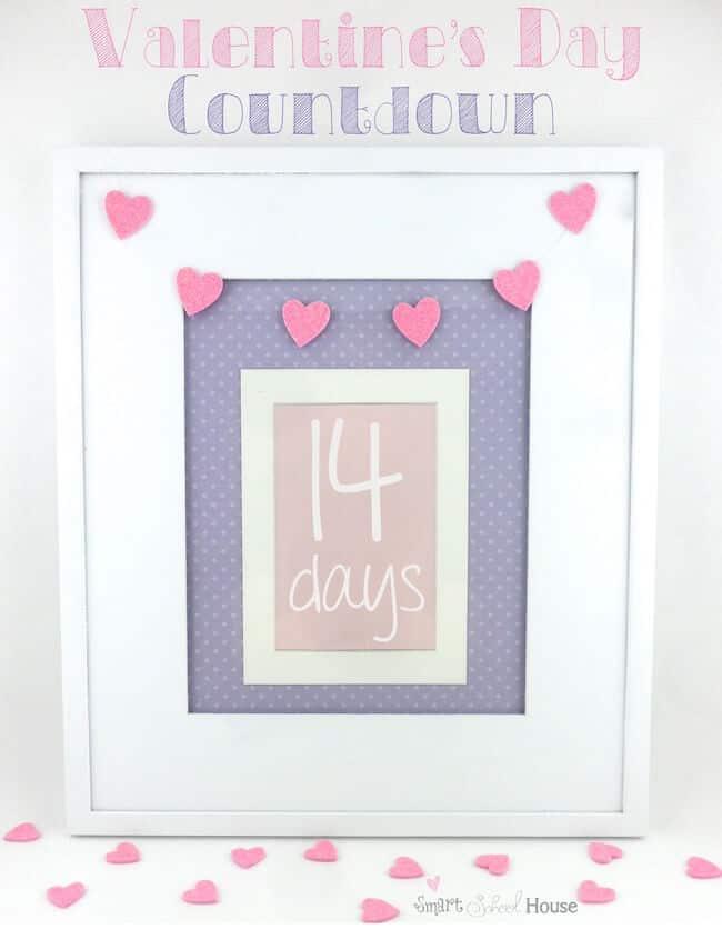 Valentine's Countdown y