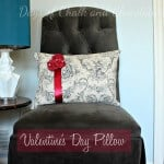 Valentine's Day Pillow 5