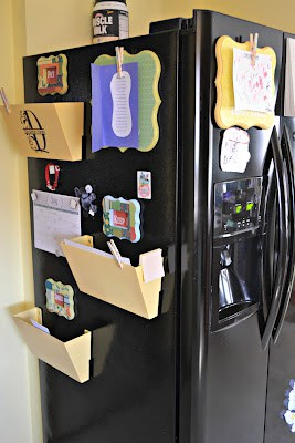 fridge reorganization