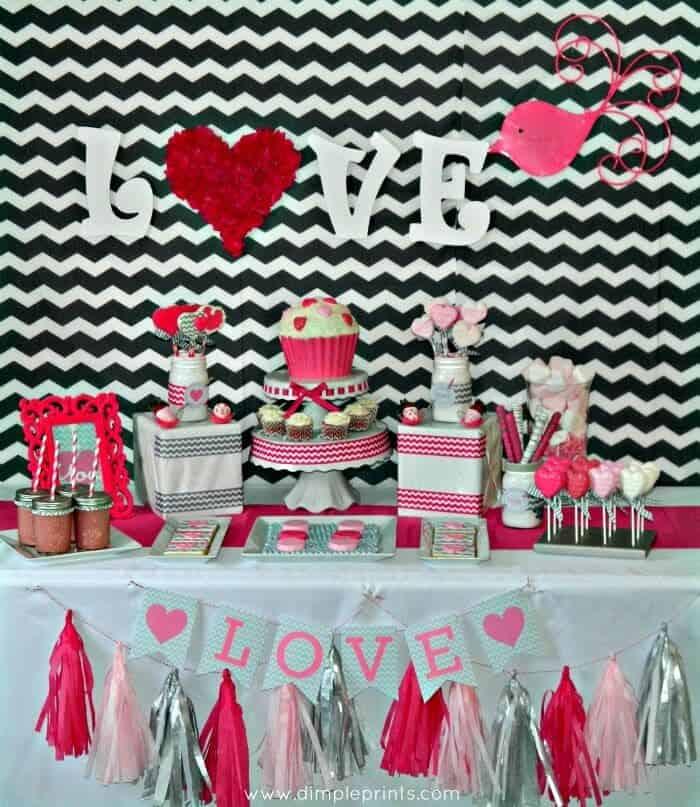 love of chevron party 1