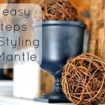 styling a mantle @iheartnaptime (9)