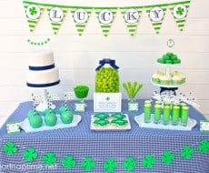 #St Patrick's Day ideas on iheartnaptime.com
