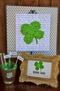 Best Saint Patricks Food and Crafts 46