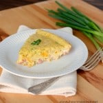 Easy Ham and Cheese Breakfast Pie 2