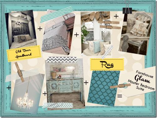 Farmhouse Glam Master Bedroom Inspiration Board[21]