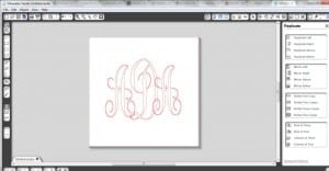 Monogram Box Screen Shot