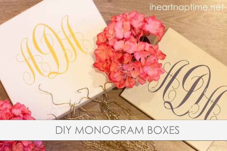 Monogram-Gifts