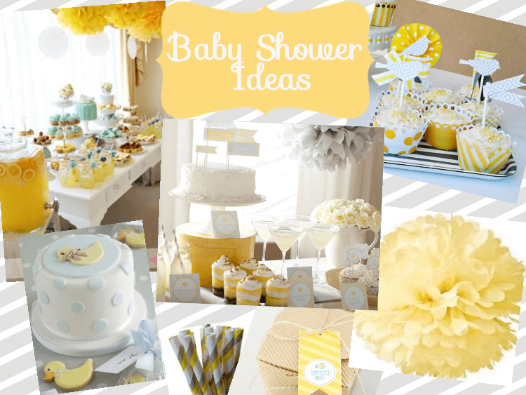 Pinterest baby shower ideas car interior design for Baby shower decoration ideas pinterest