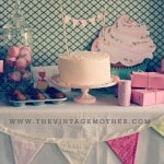 bake shop birthday party