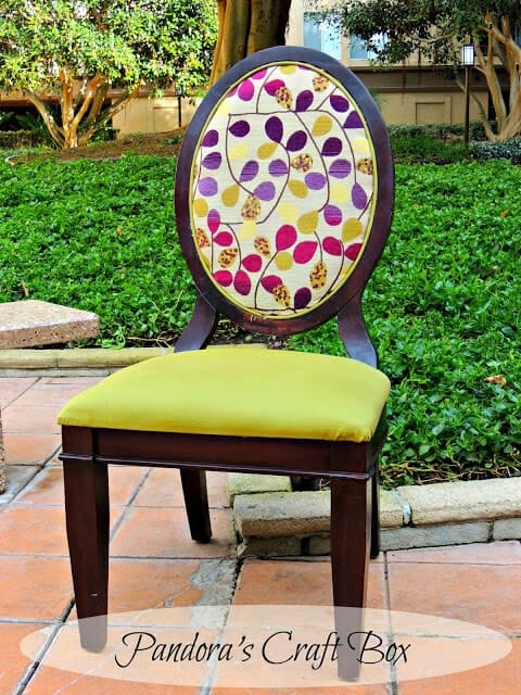 chair repair upholstery makeover