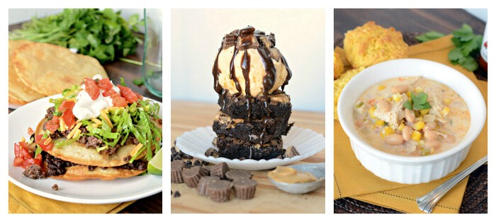 Bless this Mess Recipes for February