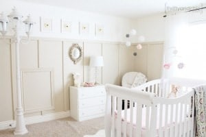 handmade nursery reveal