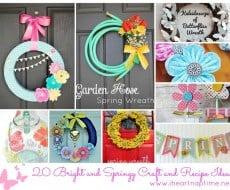 Bright Spring Ideas