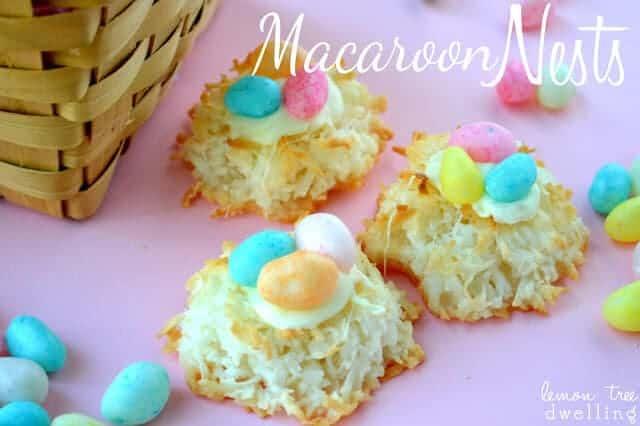 Macaroon Nests 10