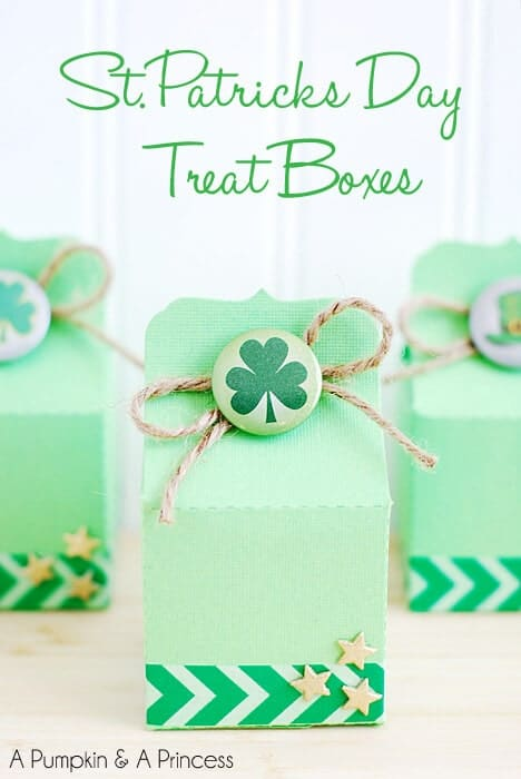 Sundae Scoop Top 20 St. Patrick's Day Ideas - I Heart Nap Time