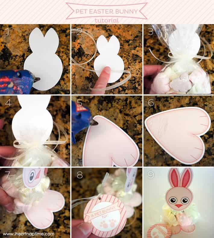 Pet Easter Bunny Tutorial
