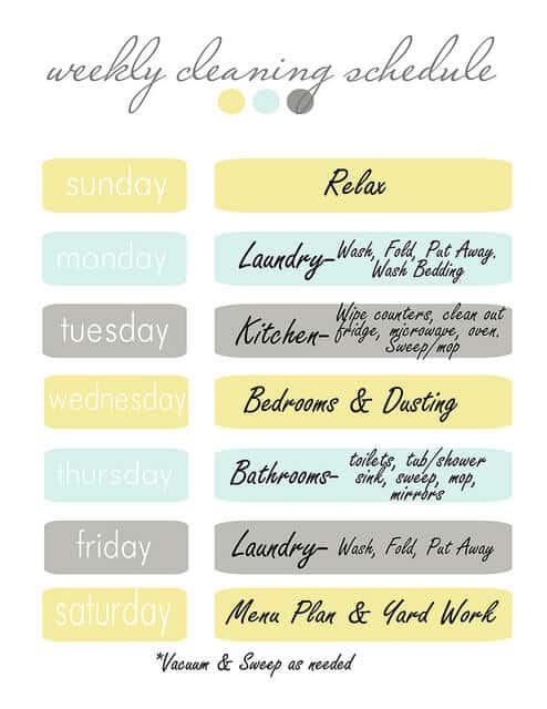 Cleaning Tips spring cleaning tips - i heart nap time