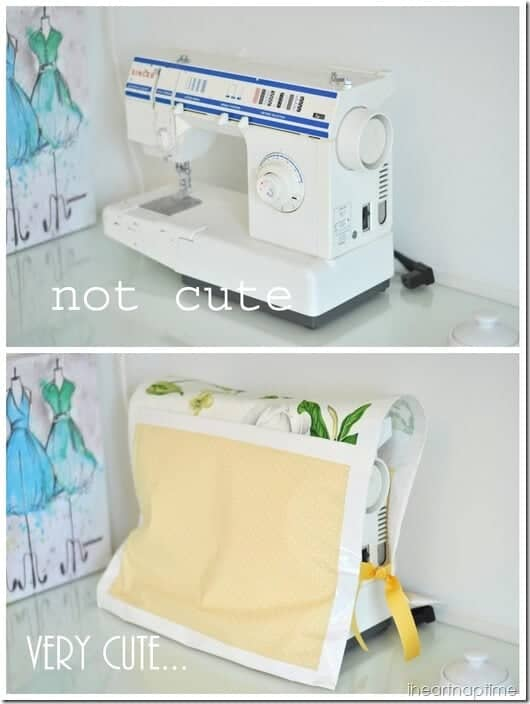 no sew cover for sewing machine @iheartnaptime (10)