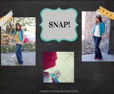 What to wear to SNAP!