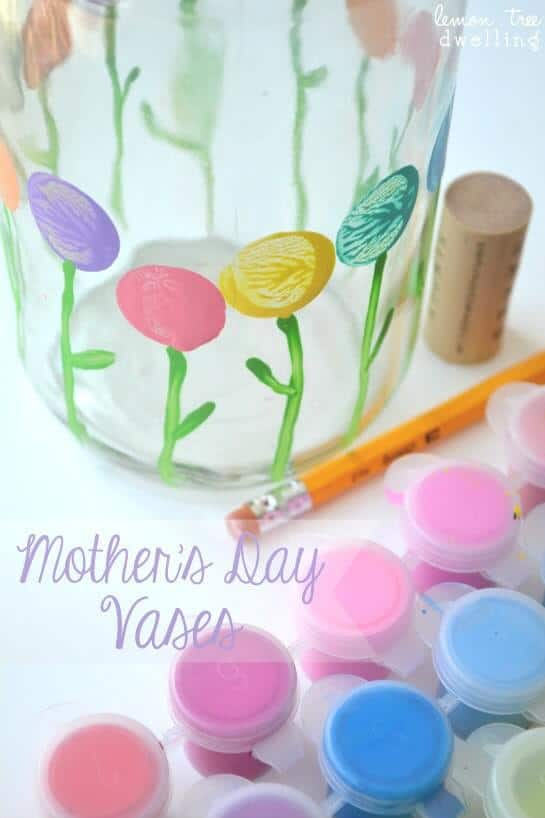 Mother's Day Vases 1
