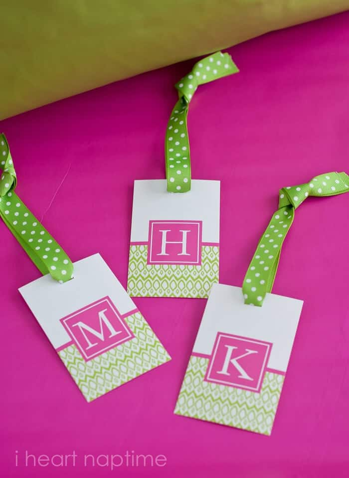 luggage tag designs