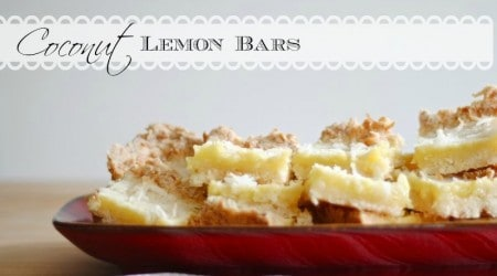 coconut lemon bars 2