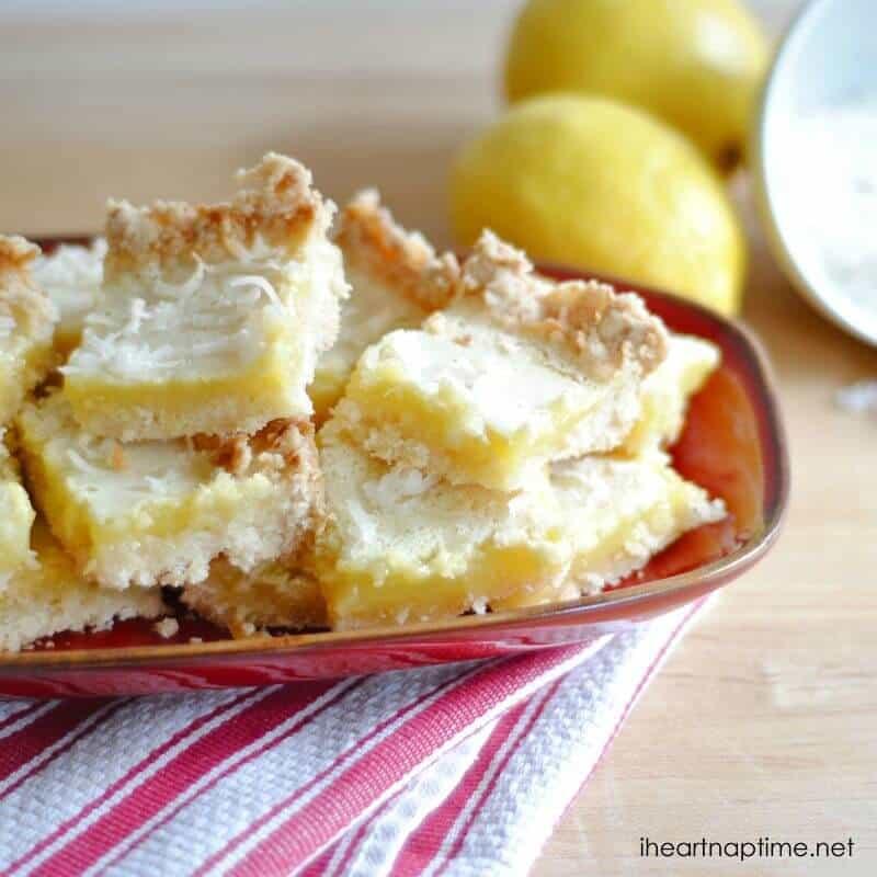 coconut lemon bars 3