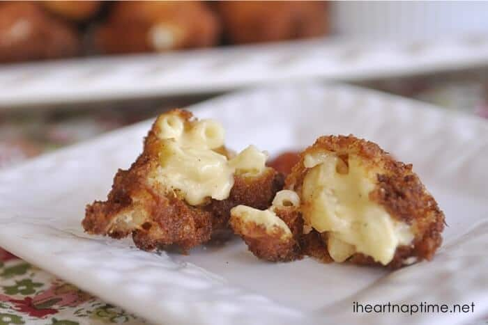 fried mac & cheese 2