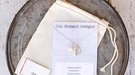 Lisa Leonard Designs on I Heart Nap Time