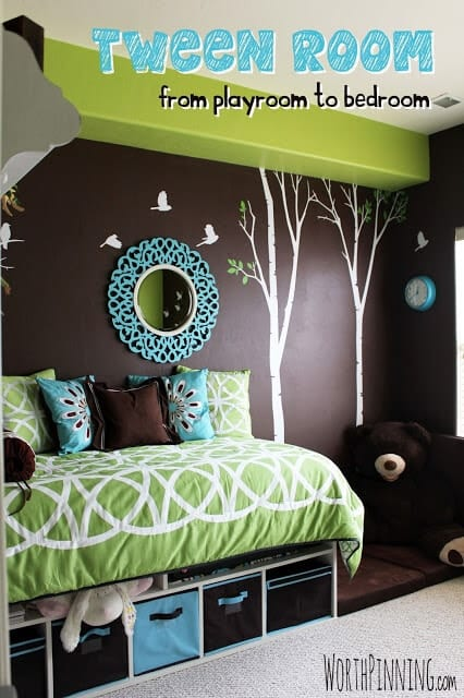 tween bedroom
