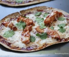 BBQ chicken pizza recipe